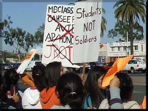 Students Not Soldiers